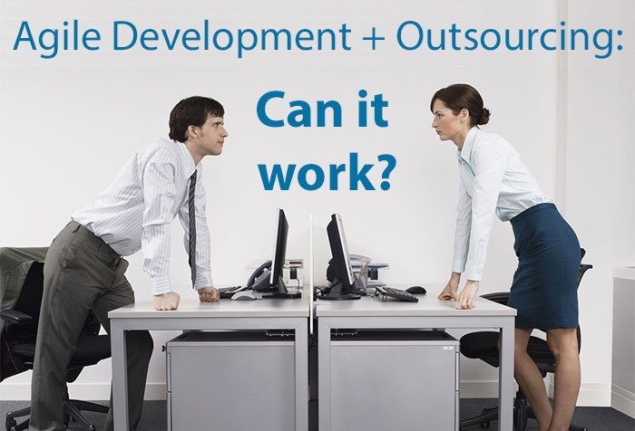 How to Combine Agile Software Development with Outsourcing