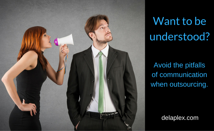 Avoid language-based misunderstanding in outsourcing