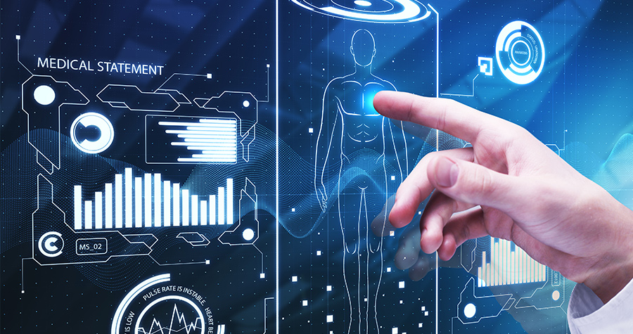 The Challenges of Digital Transformation in Healthcare-Header